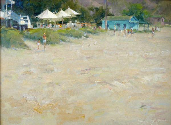 Laguna Beach Painting - Crystal Cove Laguna Beach by Frank LaLumia