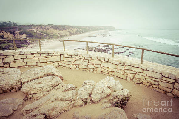 Crystal Coast Photograph - Crystal Cove Scenic Overlook In Laguna Beach by Paul Velgos