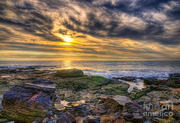 Photograph - Crystal Cove Tide Pools by Eddie Yerkish