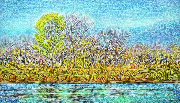 Digital Art - Crystal Day Insight by Joel Bruce Wallach