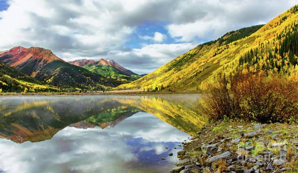 Photograph - Crystal Lake by Susan Warren