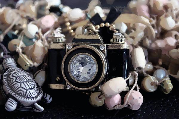 Photograph - Crystal Lens by Susan Vineyard