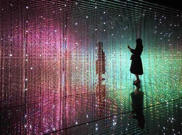 Photograph - Crystal Universe by Matt Shiffler