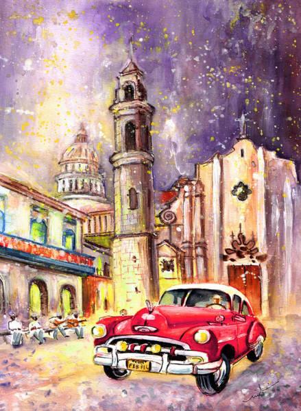 Painting - Cuba Authentic by Miki De Goodaboom