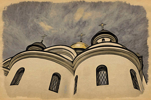 Photograph - Cuba's Churches by Alice Gipson