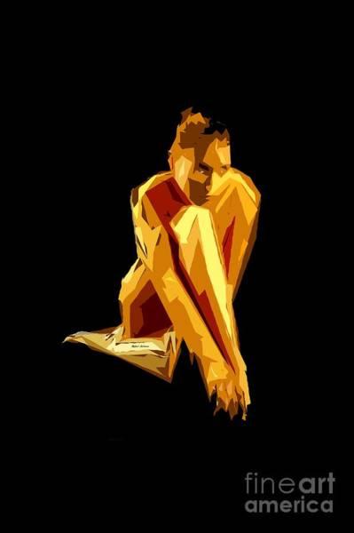 Digital Art - Cubism Series 32 by Rafael Salazar
