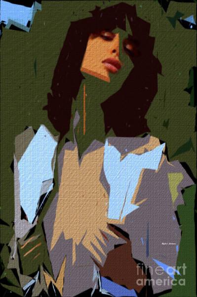 Digital Art - Cubism Series 674 by Rafael Salazar