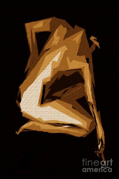 Digital Art - Cubism Series 798 by Rafael Salazar