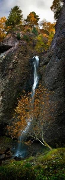 Photograph - Culnaskiach Falls by Joe Macrae