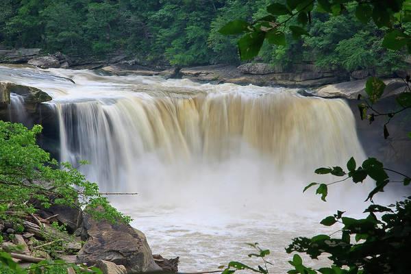Photograph - Cumberland Falls by Jill Lang