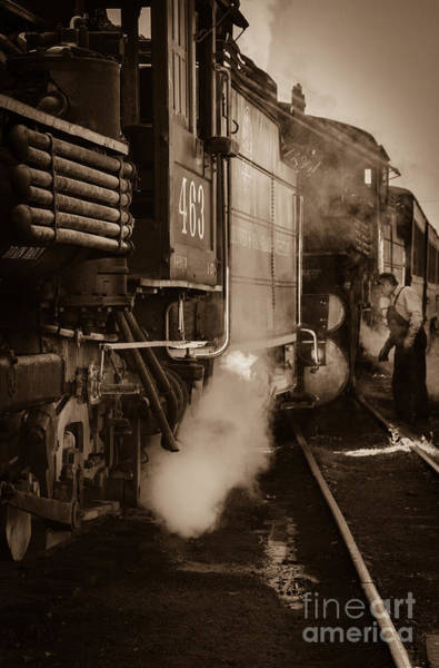 Photograph - Cumbres And Toltec Steam Train  by Scott and Amanda Anderson