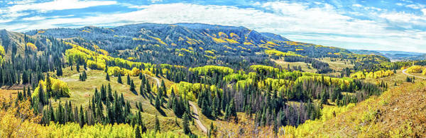Chama Photograph - Cumbres Pass by Gestalt Imagery