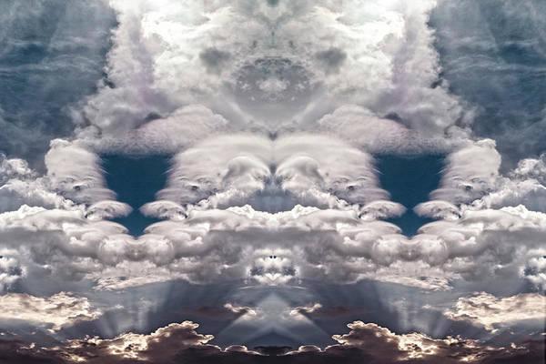 Digital Art - Cumulo Bearus by Becky Titus