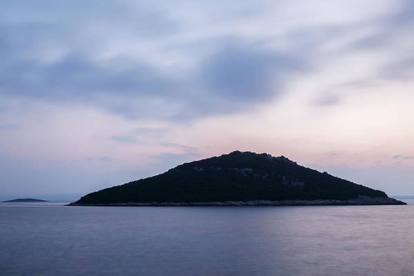 Losinj Photograph - Cunski Coastline At Sunrise, Losinj Island, Croatia by Ian Middleton