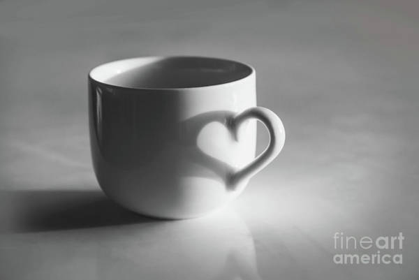 Wall Art - Photograph - Cup Of Love by Delphimages Photo Creations