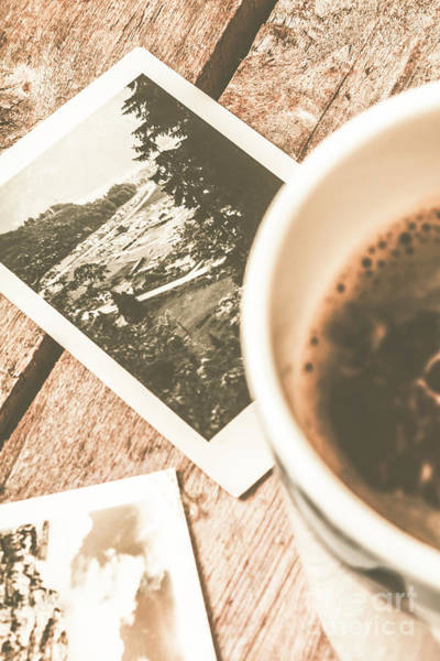Time Frame Photograph - Cup Of Nostalgia by Jorgo Photography - Wall Art Gallery