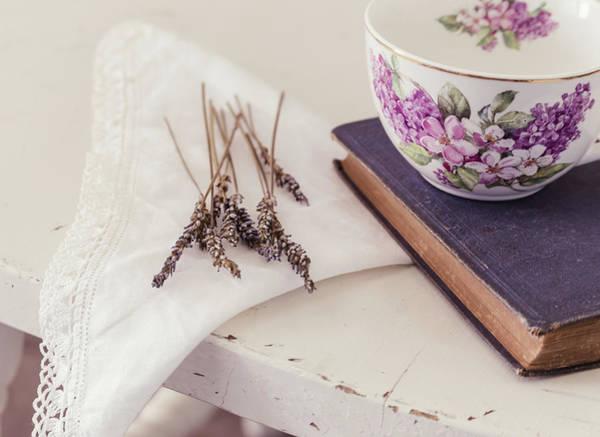 Photograph - Cup Of Tea by Kim Hojnacki