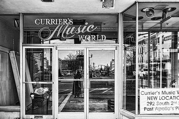 Photograph - Curriers Music And Me by Sharon Popek