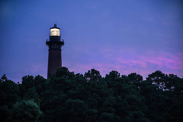 Photograph - Currituck Lighthouse At Dawn by Don Johnson