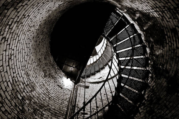 Currituck Spiral II Art Print