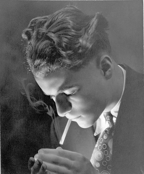 Photograph - Curt Paul Smith 1940 by Ericamaxine Price