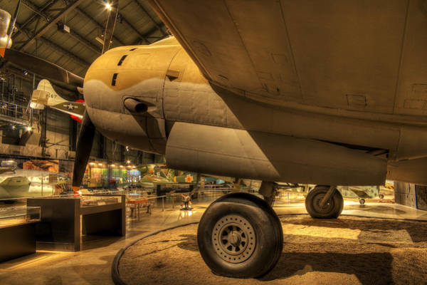 Photograph - Curtiss C-46d Commando by David Dufresne