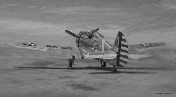Photograph - Curtiss P-36 Hawk by Douglas Castleman