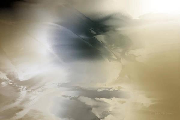 Painting - Black Sorcerer by John WR Emmett