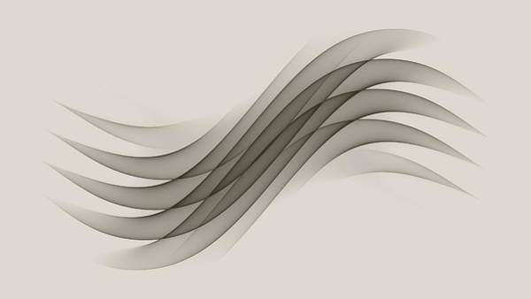 Photograph - Curves Abstract 012 by Wayne Wood