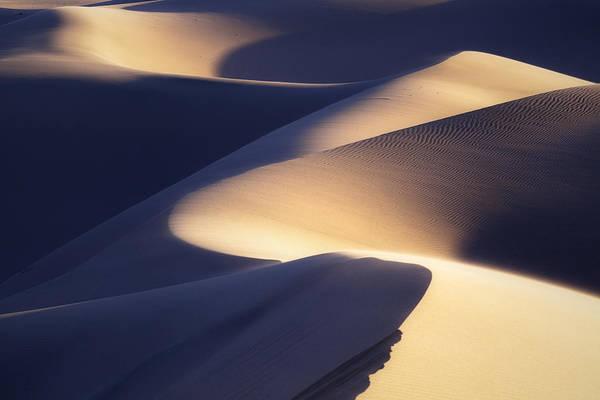 Photograph - Curves by Khaled Hmaad