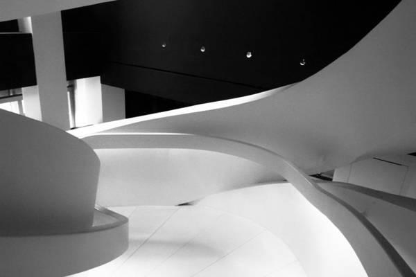 Photograph - Curves Of Light by Jessica Jenney