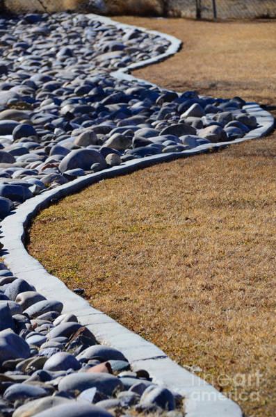 Photograph - Curvy Path by Robert WK Clark