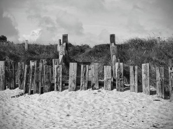 Cushendun Beach Art Print