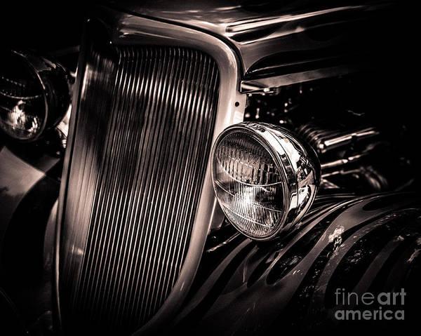 Rod Taylor Photograph - Custom Car by Pamela Taylor