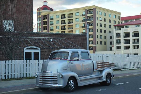 Photograph - Custom Chevy Asbury Park Nj by Terry DeLuco