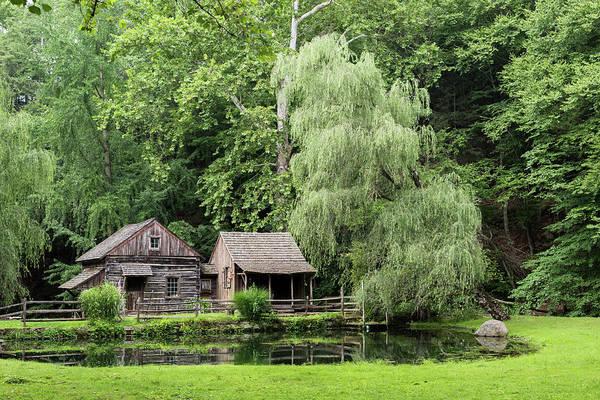 Photograph - Cuttalossa Farm Pennsylvania Summer by Terry DeLuco