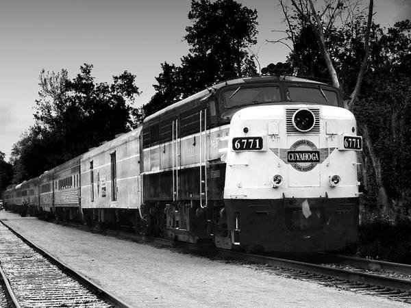 Wall Art - Photograph - Cuyahoga Valley Line I by Kenneth Krolikowski