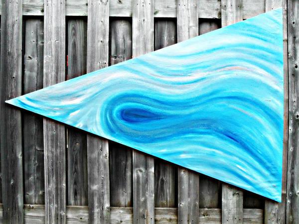 Painting - Cy Lantyca 20 by Cyryn Fyrcyd
