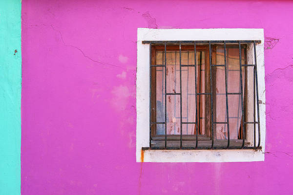 Photograph - Cyan Line by Michael Blanchette