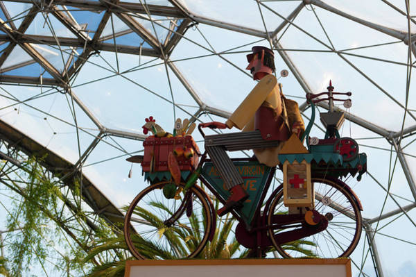 Photograph - Cycling Automaton No. 1 by Helen Northcott