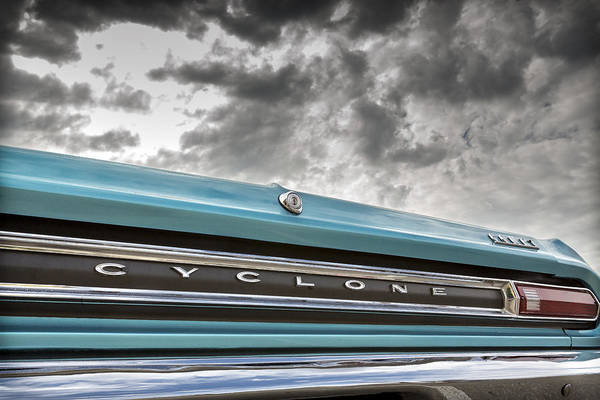 Cyclone Wall Art - Photograph - Cyclone by Caitlyn Grasso