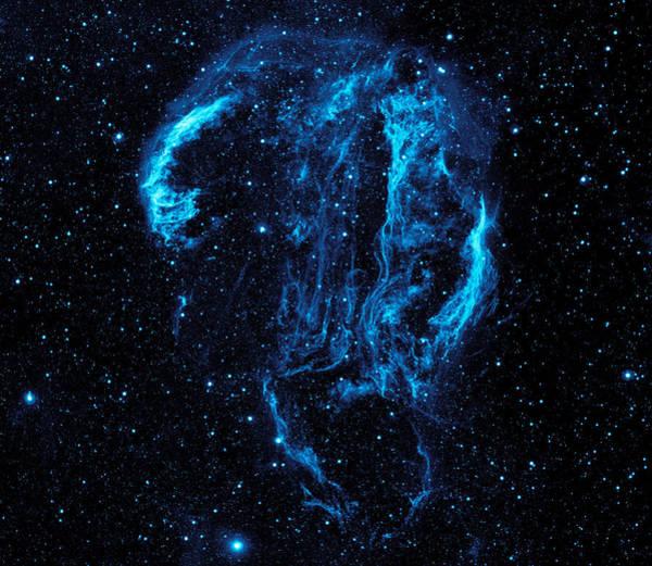 Photograph - Cygnus Loop by Mark Kiver
