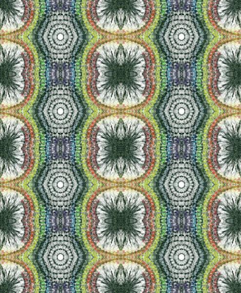 Divine Love Mixed Media - Cymatics Geometry #1545 by Rainbow Artist Orlando L