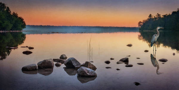 Photograph - Cyprus Lake Sunset by Tracy Munson