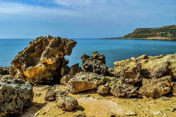 Photograph - Cyprus Shore by Movie Poster Prints