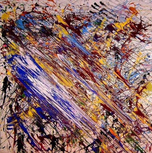 Painting - Cytanx by Cyryn Fyrcyd
