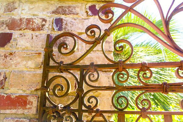 Photograph - Sunlit Gateway 2 by Stacey Rosebrock
