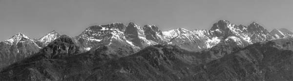Photograph - D10941-bw Sangre De Cristo Mountains Pano by Ed Cooper Photography