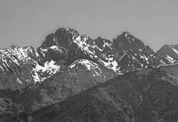 Photograph - D10941-r Sangre De Cristo Mountains by Ed Cooper Photography