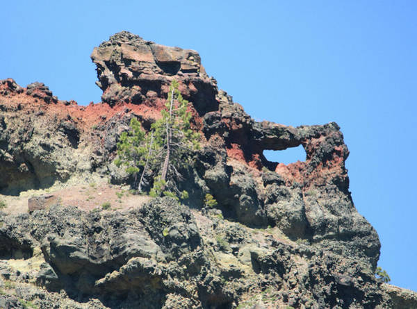 Photograph - D2n6192 Lava Arch Lvp by Ed Cooper Photography